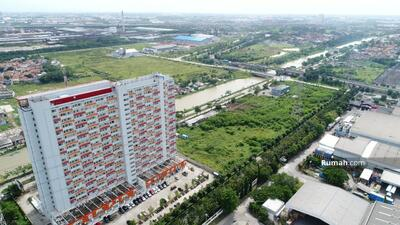 Dijual - apartemen dengan harga 200jtan daerah jababeka cikarang utara bekasi
