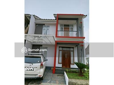 Dijual - Promo dp 0 - 5%, rumah baru murah 2 lt dlm cluster besar 50an rmh depok