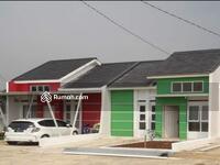 Dijual - Rumah Siap Huni Cluster Premium, nyaman dan asri di Sukahati Cibinong