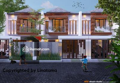 Dijual - Rumah Murah 2 Lantai 500jtan All In Pajak & Biaya Notaris Perumahan Geoasri Dekat Arcamanik Bandung