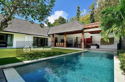 Dijual - DO 019-Dijual villa sea view  di kawasan elite perbukitan jimbaran