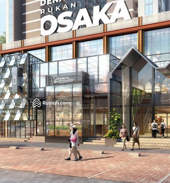 DIJUAL Ruko Osaka PIK2 Boulevard Hoek Spesial. Cicilan Panjang Banget !! #105980388
