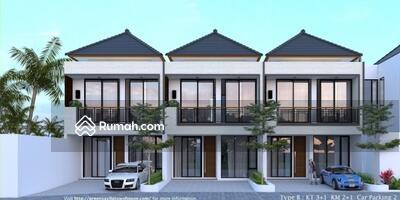 Dijual - Rumah Elegan 2 Lantai Dekat Tol Jatiasih Bekasi