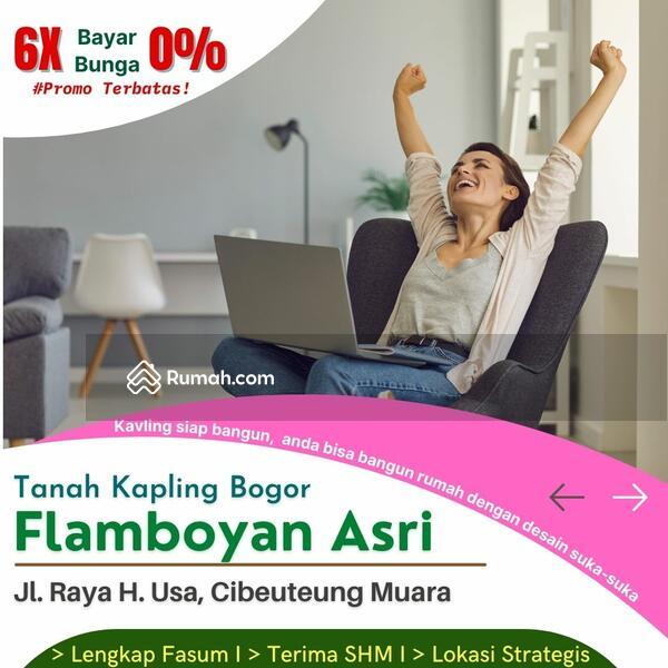 5 Menit Jalan Raya Ciseeng, Include Fasum, Kapling Tanah Murah Dijual Ciseeng Bogor #108743394