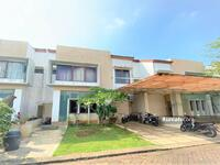 Dijual - Rumah 2 lantai luas 8x15 120m type 3+1KT Cluster Alamanda JGC Jakarta Garden City