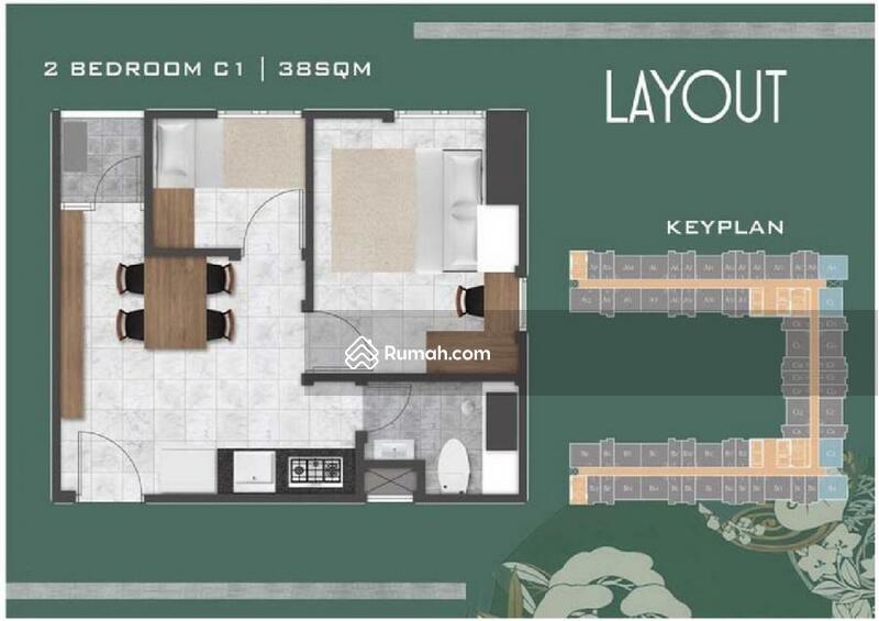 Apartemen PIK 2 , Tower Dotonburi #106044706