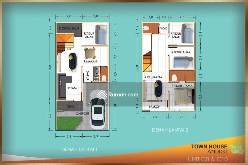 Andir Town House #106071512