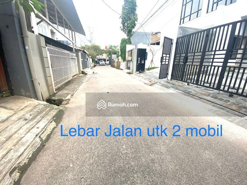 Rumah baru di Prapanca Jakarta Selatan #106126512
