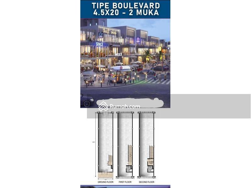 For Sale Ruko Gandeng 2 Osaka Pik 2 #106126800