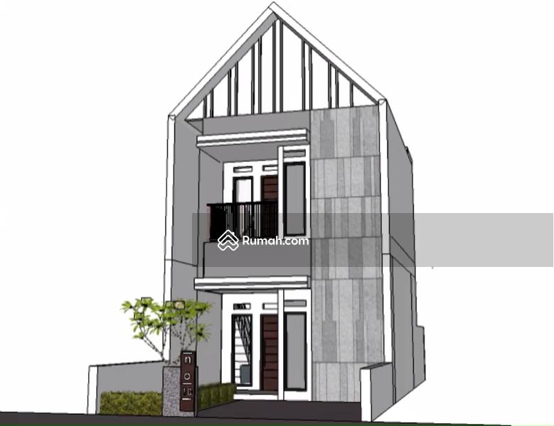 Beli Rumah 2 Lantai di Komplek Asri Kawasan Sejuk di Cihanjuang Rahayu Bandung Utara Strategis #106154666
