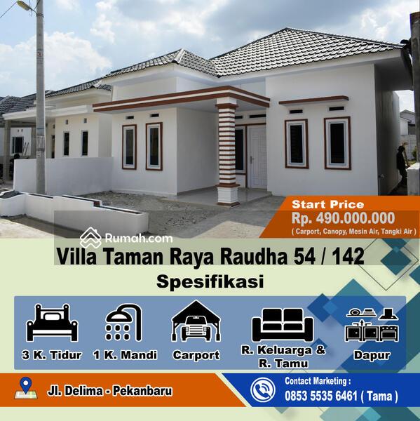 VILLA TAMAN RAYA RAUDHA #106166524