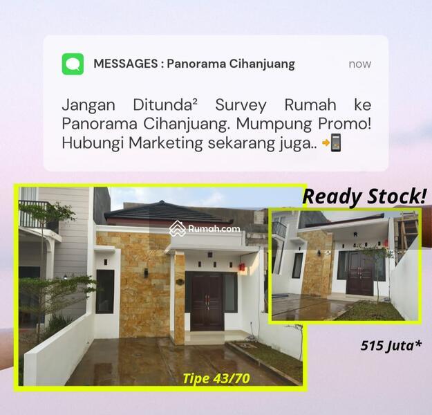 Rumah Desain Kekinian di Cihanjuang Bandung Sejuk Strategis akses Tol dan Pemkot #106184024