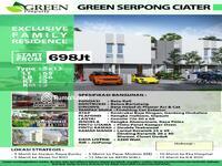 Dijual - Green Serpong Ciater