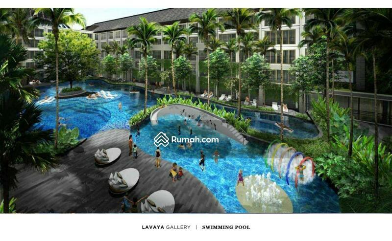 Dijual Apartemen Lavaya Type 9 A Best View Pantai di Nusa Dua Bali #106193584
