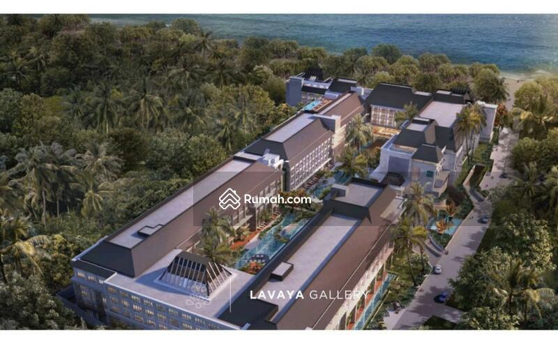 Dijual Apartemen Lavaya Type 9 A Best View Pantai di Nusa Dua Bali #106193586