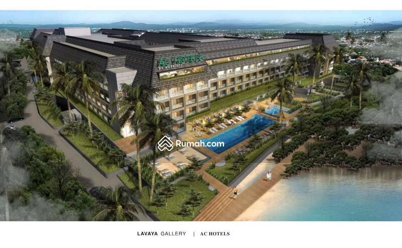 Dijual Apartemen Lavaya Type 7 B View Pantai di Nusa Dua Bali #106193718