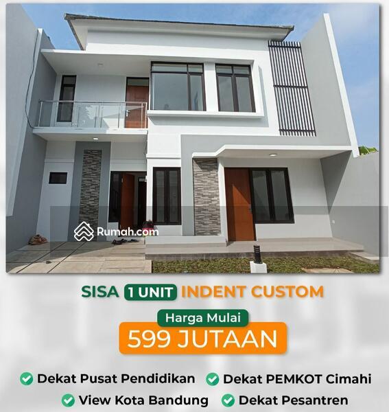 1 Unit Last Edition Custom Free Desain Hunian 2 Lantai Promo ALL-IN dkt Wisata Lembang Bandung #106210858