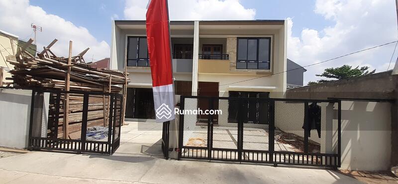 Rumah baru di jalan ratna dekat tol jatibening Pondok gede #110047048