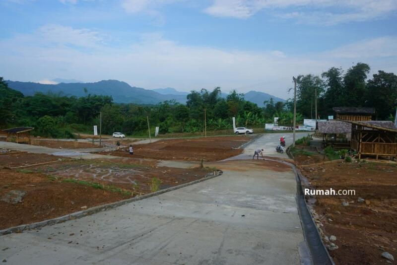 Tanah murah Kavling utopia Land desa buana jaya Tanjungsari Bogor #106218566