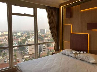 Disewa - Disewakan MURAH Apartment Menteng Park, Full Furnished, 2 BR