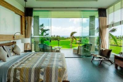 Dijual - UPDATE : Re-open again! !  Beautiful Luxury Villa for Sale surrounded by Ricefield