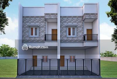 Dijual - Rumah Baru Jalan Flamboyan Timur 4 di Taman Ratu (ddj)