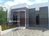 Dijual - 9 menit stasiun Bojonggede! Rumah baru DP 1 perak free AJB dan PPJB! SHM
