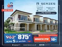 Dijual - Lavon - Rumah Mewah 2LT 875jt Di Tangerang