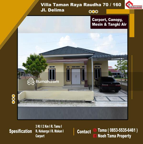 VILLA TAMAN RAYA RAUDHA #106267456