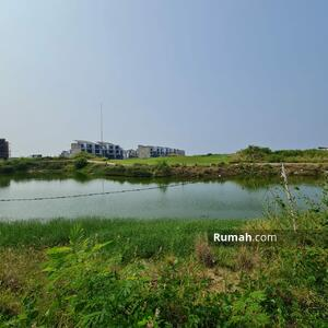 Dijual - DIJUAL Kavling Golf Island PIK Chopin. 425m2. View Golf Danau. 41jt/m2 ! !
