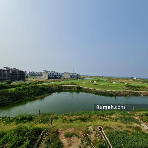 DIJUAL Kavling Golf Island PIK Chopin. 439m2. View Golf Danau. 41jt/m2 !! #106306072