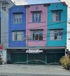 Disewakan Ruko 3 pintu, di jl Antasari, Bandar Lampung