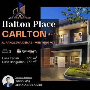 Dijual - Rumah Medan Tanpa Dp dan Bebas Ppn (Halton Place)