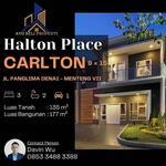 Rumah Medan Tanpa Dp dan Bebas Ppn (Halton Place)