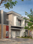 Rumah Di Inti Kota Medan (Halton Place 0853-3488-3388)