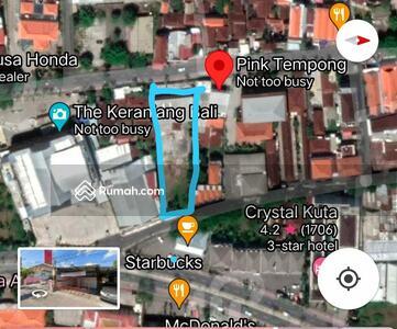 Disewa - di sewakan tanah lokasi komersial Kuta Bali