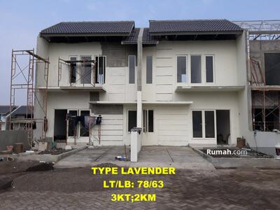 Dijual - 3 Bedrooms Rumah Tandes, Surabaya, Jawa Timur