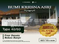 Dijual - Jual rumah murah di Bandung