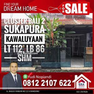 Dijual - Cluster Bali 2 Kawaluyaan