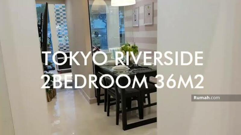 Tokyo apartment pik 2 , 36 m2 #106386126