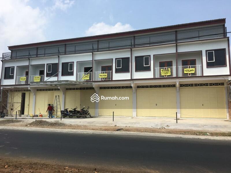 Dijual Ruko Baru di jalan raya wonotunggal - bandar, Bandar,  Jawa Tengah #106387936