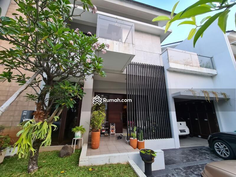 Dijual rumah nyaman di cluster asia tropis harapan indah, bekasi. #106388268