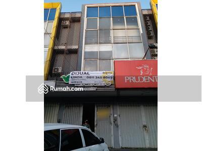 Dijual - ruko raya dharmahusada utara bagus pol full furnished klinik