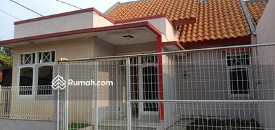 Dijual - Rumah baru belum pernah di tempati dekat jalan raya wibawa mukti jati asih kota bekasi