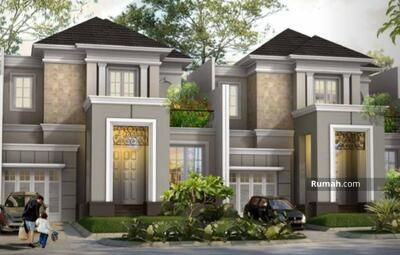 Dijual - Dijual Rumah 2 lantai Citra Sentul Raya, di boulevard utama riverpark, mulai Rp 2M