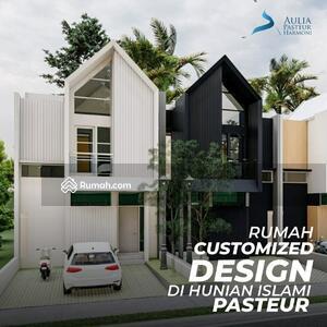 Dijual - Jual Rumah Muslim Sukaraja Pasteur Bandung