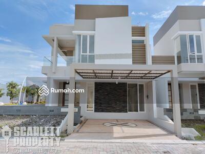 Dijual - Rumah Baru Dalam Perumahan Vasana Dekat UGM Jalan Kaliurang Km 7