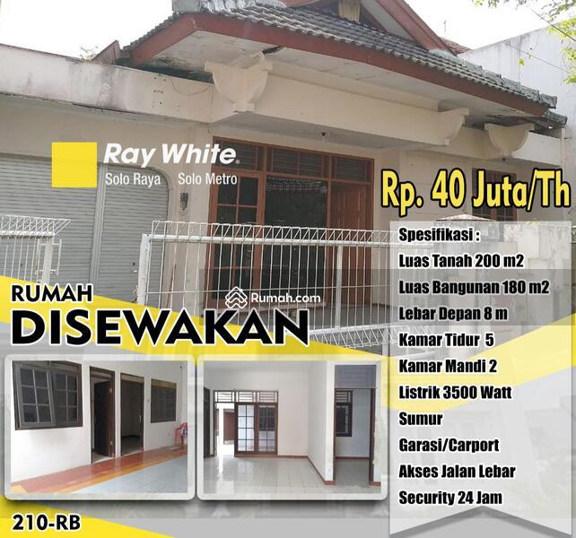 Rumah sewa di solo baru, dekat pandawa, dr oen soba #106436902