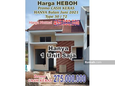 Dijual - Rumah di jual di Cikadut