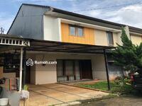 Dijual - Dijual Rumah Second 2 lantai dalam cluster dekat Tol Jati warna Bekasi